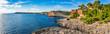Küste Mittelmeer Landschaft Spanien Mallorca