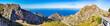 Spanien Mallorca Gebirge Panorama Ansicht Serra de Tramuntana