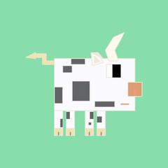 Cubic cow.