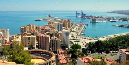 Photo  Küste von Malaga