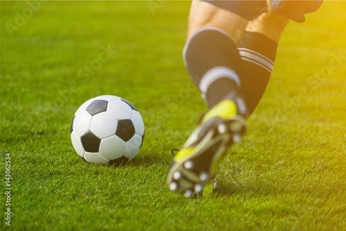 Fotografie, Obraz  Soccer.