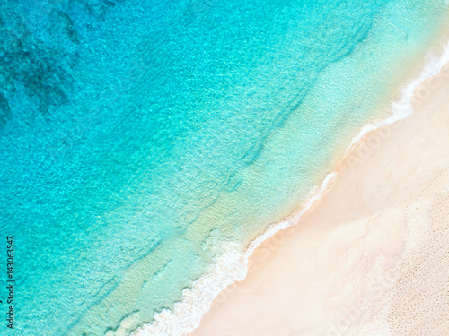 Valokuva  tropischer Sandstrand - Seychellen