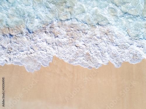 Valokuva  Wellen am Strand