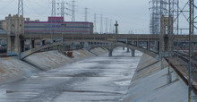 Los Angeles Industrial, Train ...