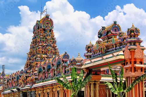 Canvas Prints Kuala Lumpur Kuala Lumpur Malaysia - Sri Maha Mariamman Temple Dhevasthanam,