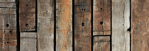 Fotografie, Tablou pared muro madera traviesas tren U84A9984-f17