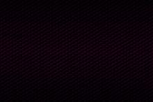 Purple Carbon Fiber Hexagon Pattern.
