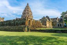 Prasat Hin Phanom Rung Is One Of Thailand