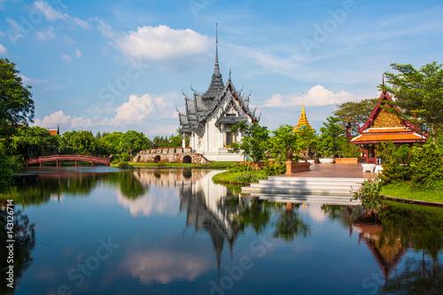 Sanphet Prasat Palace, Ancient City, Bangkok, Thailand Wallpaper Mural