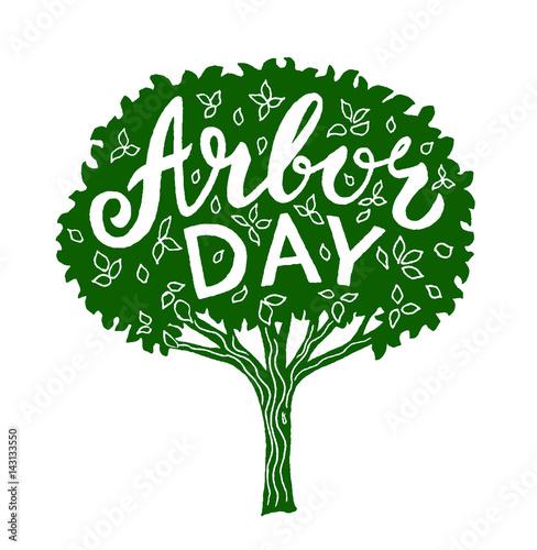 Arbor day Wallpaper Mural