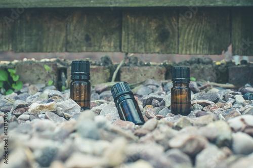 Fotografie, Obraz  Essential oils