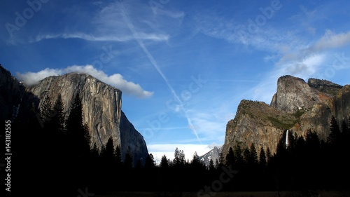 Yosemite Valley / Nationalpark / California Canvas Print