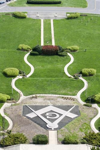 Fotografie, Obraz  Washington Masonic National Memorial in Alexandria, VA, USA.