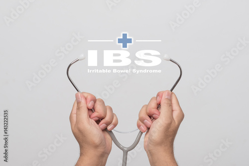 Fotografia, Obraz  Hands holding a stethoscope and word IMMUNIZATION Immune System as medical concept