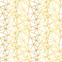 Vector White And Gold Foil Wir...