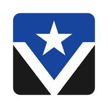Letter V Logo Vector.
