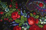 Tekstura drukowania tkanin - 143236187