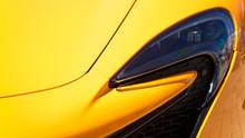 McLaren 650S Headlight
