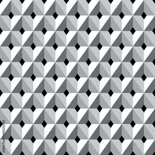 geometryczny-wzor-3d-w-diamenty