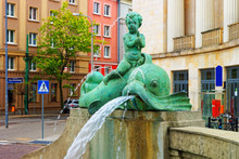 Fragment Of Kronthal Fountain ...