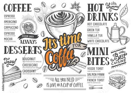 restauracja-z-menu-kawy-szablon-zywnosci