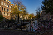 Amsterdam Canals - Autumn