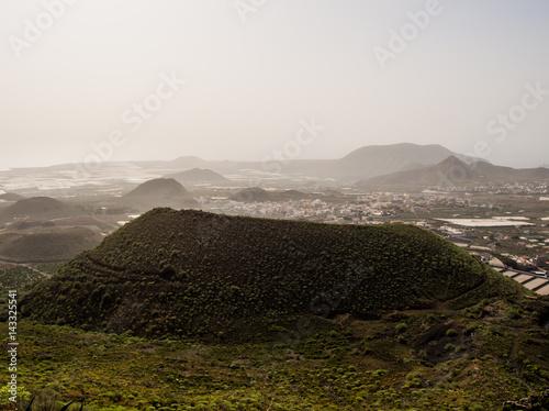Photo Arona in Tenerife. Canary Islands. Spain