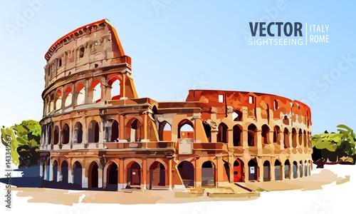 Fotografia Roman Colosseum