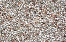 Close Up Pebbledash Wall