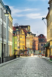 Fototapeta Fototapety na drzwi - Old Town Warsaw