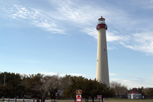 Cape May Lighthouse, Cape May ...
