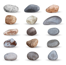 Vector See Stones And Pebbles ...