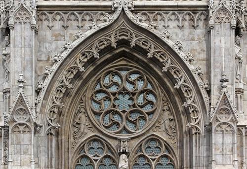 Fotografie, Obraz  gothic gate8
