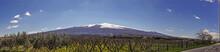 Foto Panoramica Dell'Etna