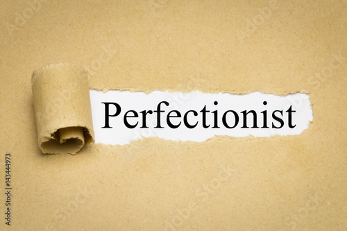 Fotografía  Perfectionist