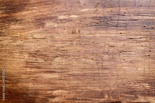 Foto  Rustic wooden background