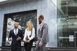 Business Talk Men Women Notebook