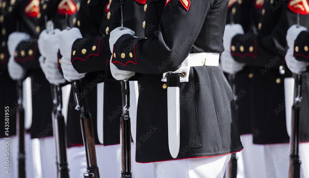 Fototapety, obrazy: United States Marine Corps