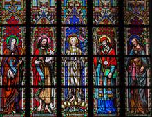 Saints Colette, John The Bapti...