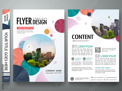 Portfolio template vector minimal flower brochure design report portfolio template vector minimal flower brochure design report business flyers magazine poster abstract cover accmission Choice Image