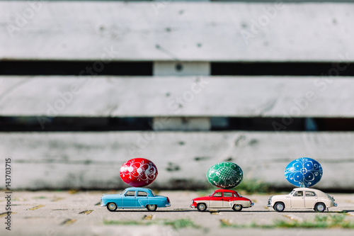 Stampe  Easter eggs decoration