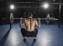 Attractive Muscular Bodybuilde...
