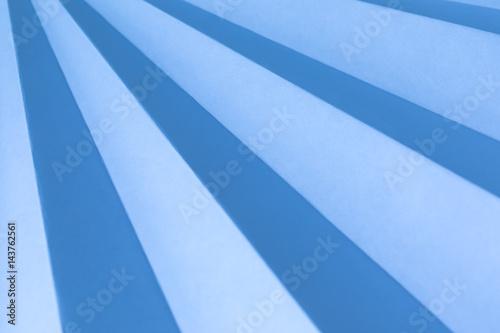 Fototapety, obrazy: Blue sheet of paper