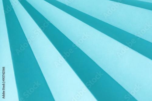 Fototapety, obrazy: Azure sheet of paper