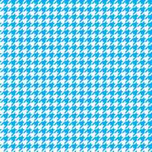 Seamless Houndstooth Pattern. ...