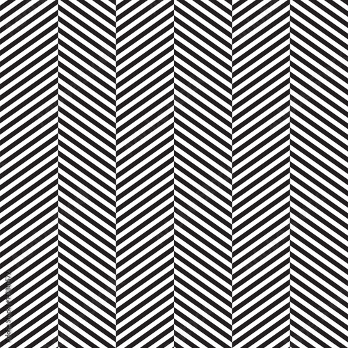 Photo  Seamless Herringbone Pattern Background