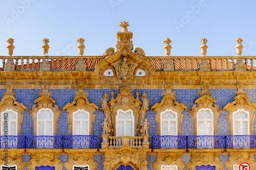 Fotografie, Obraz  Architecture of Braga, Portugal.