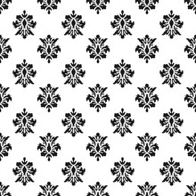 Black And White Vector Backgro...