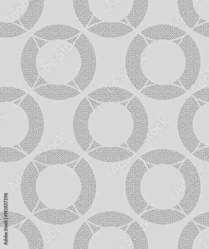 Naklejki dekoracyjne minimalistyczna grafika z kołami