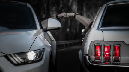 Muscle Car - Old vs New